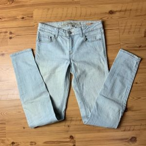 Zara Trafaluc Slim Light Wash Jeans size 2